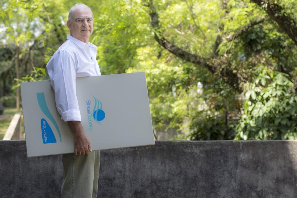 Samy Menasce, presidente da Brasil Ozônio